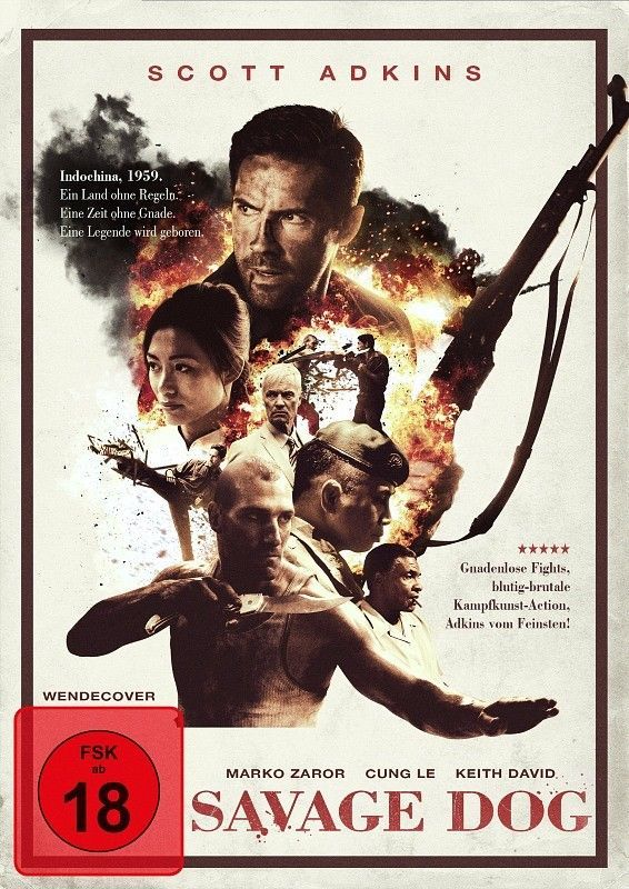 Savage Dog Dvd Savage Dvd Film Kampfkunste