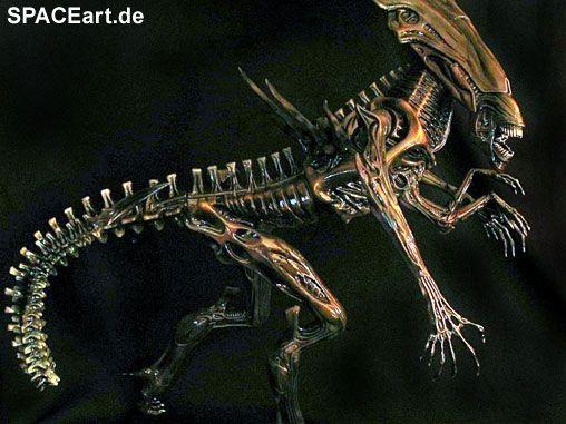 Alien 2: Alien Queen, Modell-Bausatz ... http://spaceart.de/produkte/al130.php