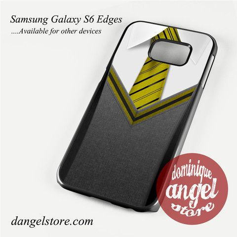 harry potter cloth hufflepuff Phone Case for Samsung Galaxy S3/S4/S5/S6/S6 Edge Only $10.99