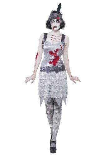 roaring 20's Great Gatsby costume zombie