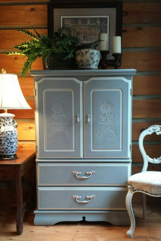 French Country Armoire. For Sale On Etsy.com Jenny Lane Furniture