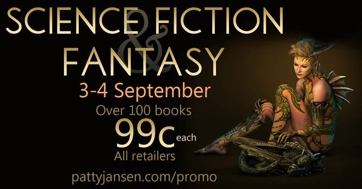 Get discounted Science Fiction & Fantasy books…