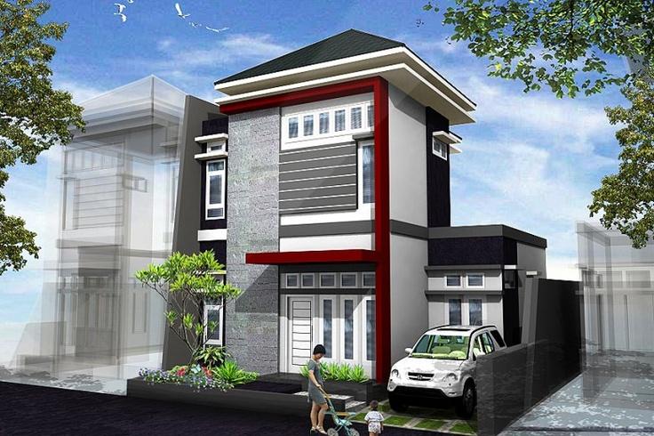 Rumah Modern Minimalis | Hub 0817351851 www.kontraktor-bali.com