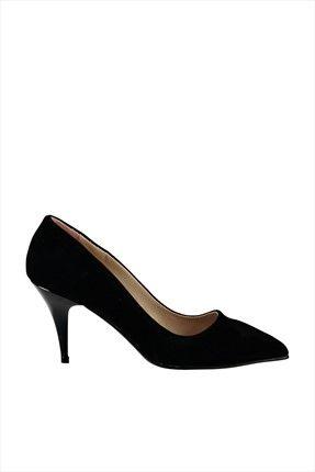 Shoesİze Marka Shoesize Siyah Süet Kadın Topuklu Ayakkabı || Siyah Süet Kadın Topuklu Ayakkabı SHOESİZE Kadın                        http://www.1001stil.com/urun/4418719/shoesize-siyah-suet-kadin-topuklu-ayakkabi.html?utm_campaign=Trendyol&utm_source=pinterest
