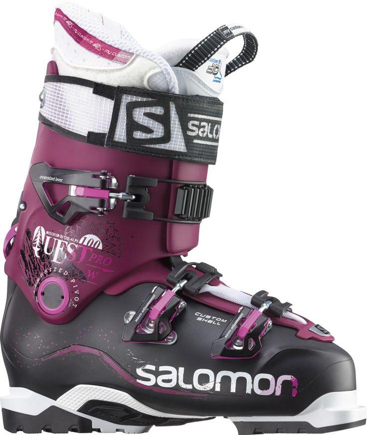 Salomon Quest Pro 100W blk/bur