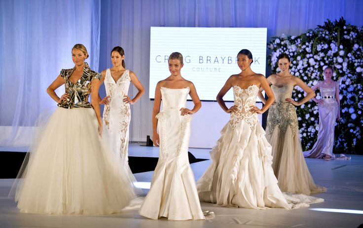 Looking back on some of the photos from our #UltimateBridalEvent, didn't our models rock the runway in Craig Braybrook Couture !! Can't wait to see what our designers bring out for our #LuxuryBridalEvent coming in May!!