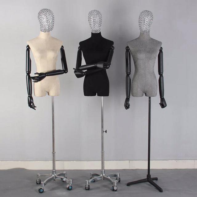 fashion female dress mannequins
