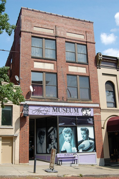 Lucille Ball Museum, Jamestown, NY