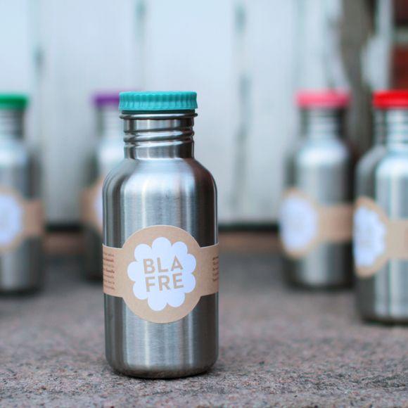 Botella de acero Blafre