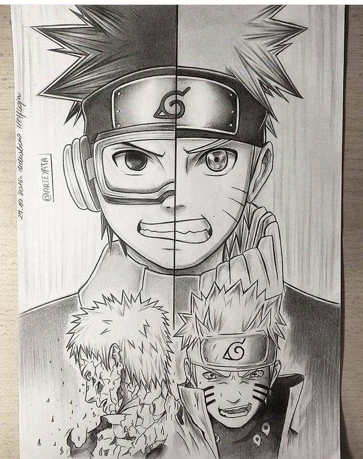 Obito Uchiha Naruto Uzumaki