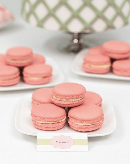 Vanille-Buttercreme-Füllung für Macarons - weddingstyle.de