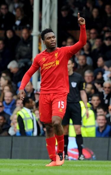 Fantastic hat-trick for Daniel Sturridge (astro #snake 1Sep1989) at Carven Cottage. #LFC http://de.wikipedia.org/wiki/Daniel_Sturridge