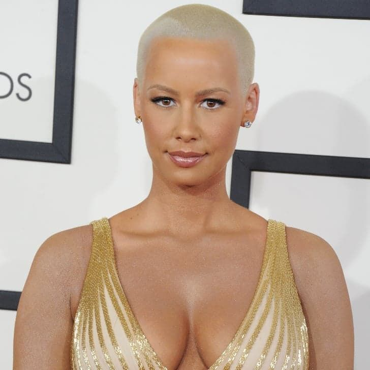 Pin for Later: Amber Rose and Khloé Kardashian's Feud Gets Intense