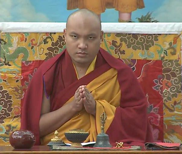 "Being good, no matter what ~ 17th Karmapa http://justdharma.com/s/3vipk  There is no way to be a good person without making any efforts, doing nothing. But if we bring to bear the sort of confidence and sincere determination that says, ""I don't care what happens; no matter what, I will be a good person in the world; it is not alright for everyone in the world to be deceitful, with bad intentions and behaving badly, so I myself will be a good person,"" in that case, I think at that point we…"