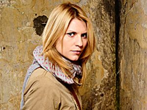 Homeland Cast Showtime | Claire Danes as Carrie Mathison