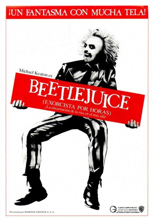 Watch Beetlejuice 1988 Full Movie Online Free