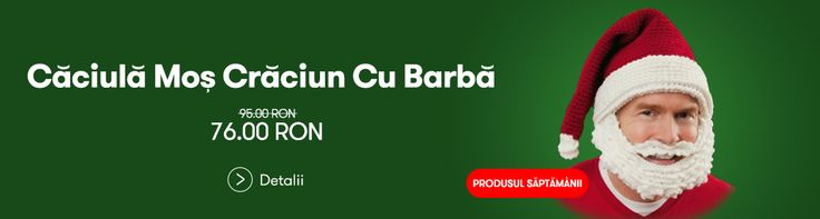 Produsul saptamanii la reducere - #Caciula #MosCraciun cu #Barba: http://goo.gl/RIVupV