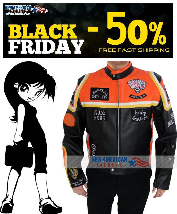 Black Friday Offer! Harley Davidson Marlboro Jacket in Real Leather on Sale in very Cheap Price with Free glasses.  Limited Time Offer Avail Now:   #Harley #HarleyDavidson #Marlboro #MarlboroMan #BlackFriday #Biker #glasses #Sale #Man #maleFashion #jacket #Celebrity #Shopping #onlineshopping #colorability #everydaystyle #styleinspo #styleatanyage #clothes #hot #classy #stunning #vintage #vintagecoat #vintageshop #fallcoat #WinterSale #winterOffer