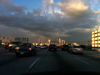 Los Angeles: Coming home