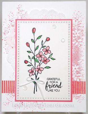 Heart's Delight Cards: Happy Mail #imbringingbackhappymail