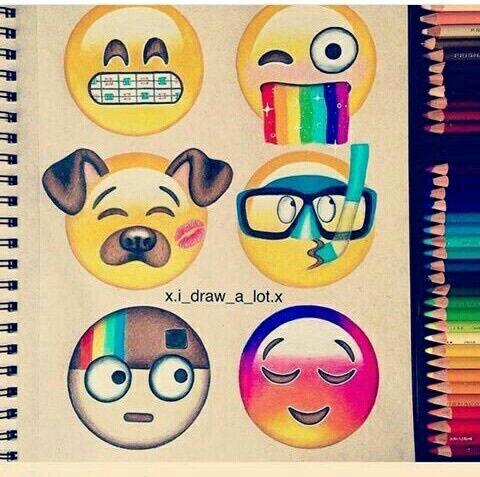Imagen de emoji and emojis