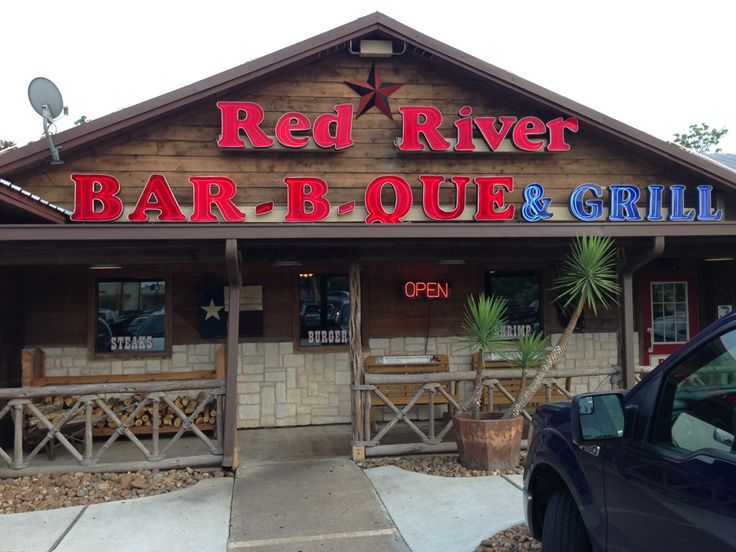 Red River Bar B Que & Grill in League City, TX