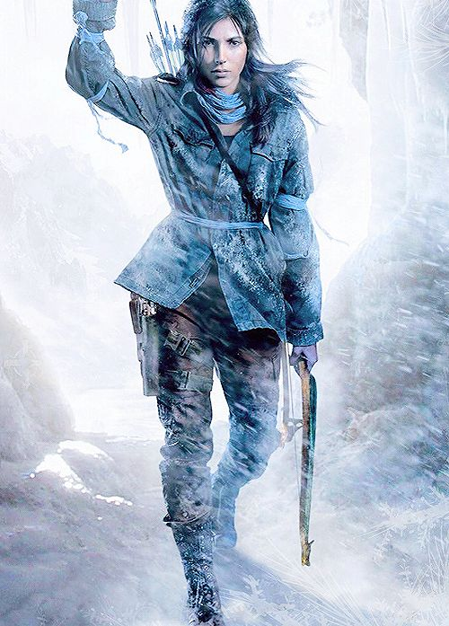 """""""RISE OF THE TOMB RAIDER"""""""
