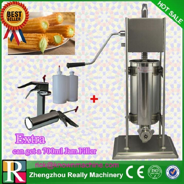 265.00$  Buy now - http://alih4b.shopchina.info/go.php?t=32695543320 - For small business 2L manual churros making machine for sale / best quality churros maker 265.00$ #buyonline