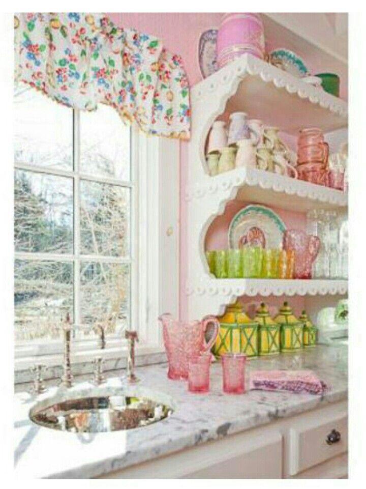 Dita von teese kitchen