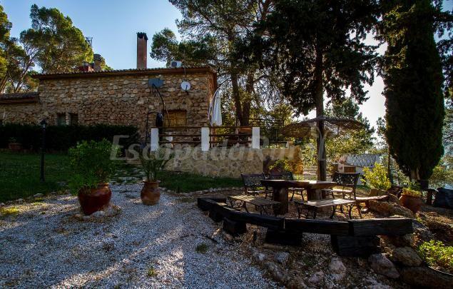 Fotos de Casa Rural Los Parrales - Casa rural en Cazorla (Jaén) http://www.escapadarural.com/casa-rural/jaen/casa-rural-los-parrales/fotos#p=52f2f55c5d8cf