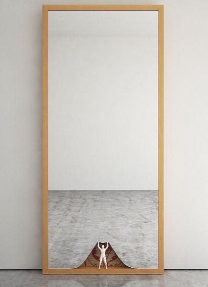 ron gilad: IX mirrors
