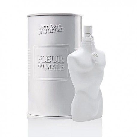 Jean Paul Gaultier - FLEUR DU MALE edt vapo 75 ml