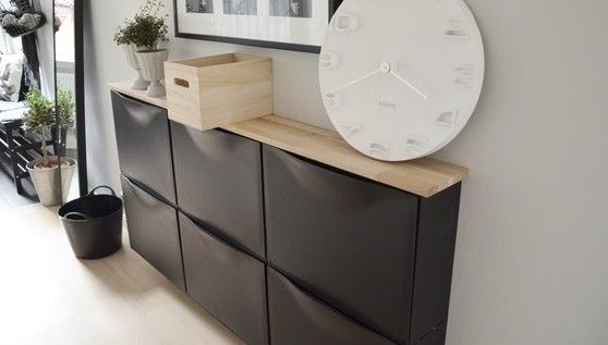 $40 - SIX Ikea Trones storage units. Can be configured many ways!