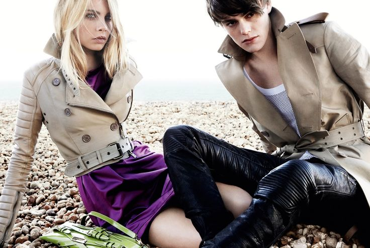 burberryBurberry 2011, Burberry Spring, 2011 Campaigns, Delevingne Face, Burberry Prorsum, Fashion Inspiration, Beautiful Campaigns, Spring 2011, Fashion Campaigns