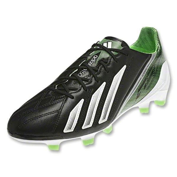 more photos b9dc8 335eb ... adidas f50 adizero trx fg (lea) g65303 black running white