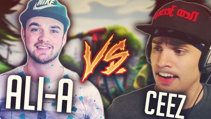CDNThe3rd Roasts Ali-A - Fortnite Battle Royale WTF & Funny Moments Epis...