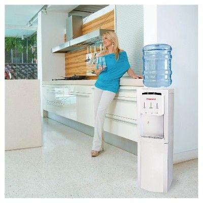 Honeywell 40 Freestanding Water Cooler - White