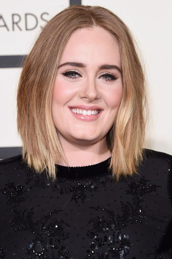 45 Short Hairstyles For Fat Faces Double Chins Plussizehairstyle