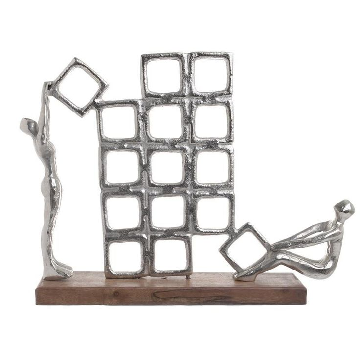 Metallic Sculpture - Metallic - Minatures - DECORATIONS - inart