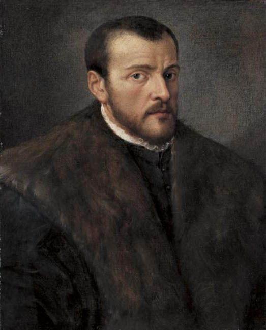Giovanni Battista Moroni (cerchia di) - Ritratto di un uomo barbuto - Sotheby's
