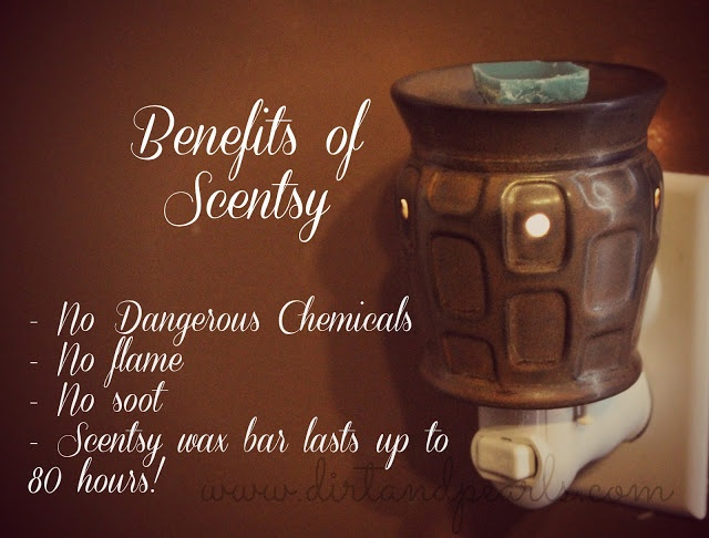 Benefits of Scentsy Visit my website! Www.linzygierucki.scentsy.us & like my Facebook page www.facebook.com/scentsybylinzy I'm here for all your Scentsy needs! :) contact me if you have any questions!