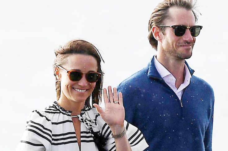 Pippa Middleton's Chic Australian Honeymoon Sandals Are Now On Sale