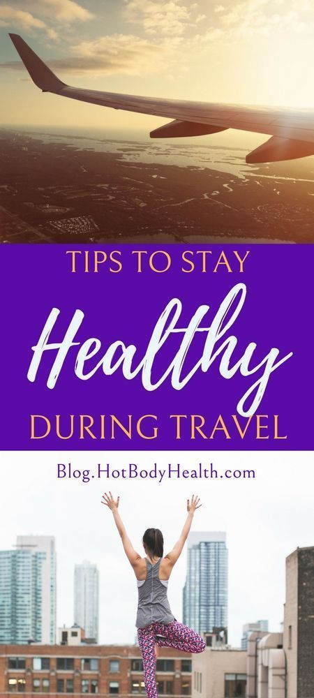It can be easy to push your fitness routine aside while traveling. Use these tips to stay healthy while traveling to minimize weight gain. Travel Tips | Travel Fitness Tips | #Healthy Travel | #Fitness Travel | How to Stay Fit During #Travel