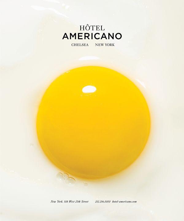 Hôtel Americano on Behance