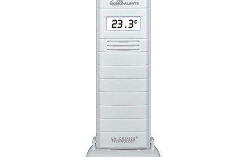 La Crosse Technology – MA10200 Capteur température et hygrométrie – A ajouter au kit de démarrage MA10001: Capteur thermo-hygromètre 868…