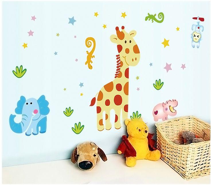 Giraffe Stickers For Babys Room Amazon