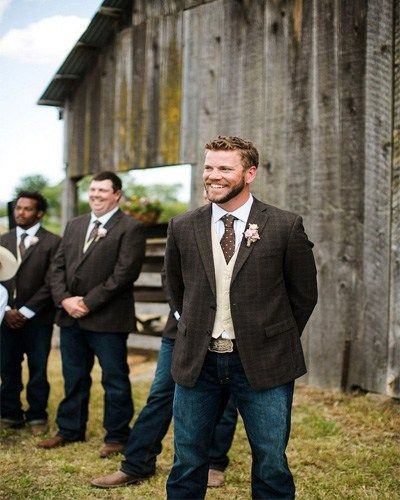Country Wedding Attire For Guests
