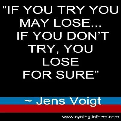 Truth - Jens Voigt - #cycling                              …