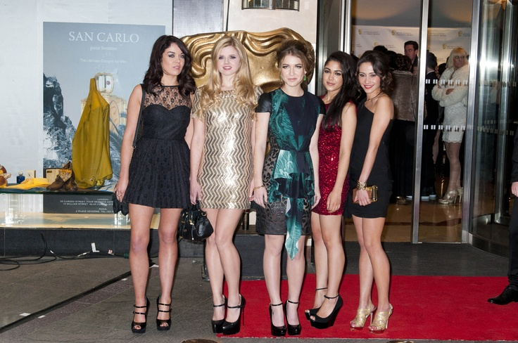 The girls of House of Anubis… pre KT and Willow