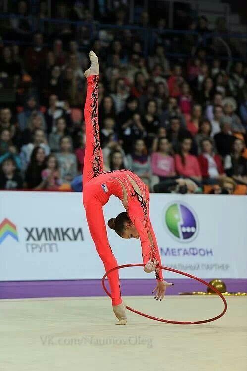 Maria Titova (Russia) #rhythmic #gymnastics